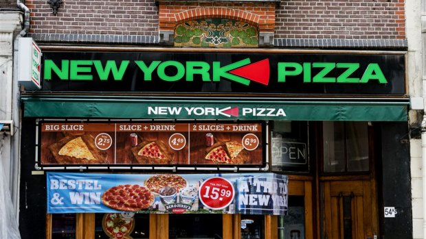 New York Pizza is fastfood en dus niet welkom in Amsterdam-Zuid