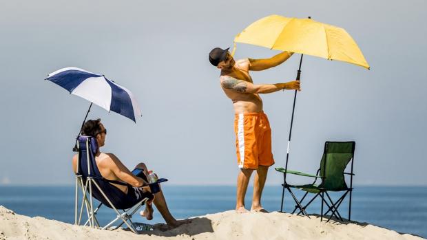 Voor veel beleggers is vakantie ook écht vakantie