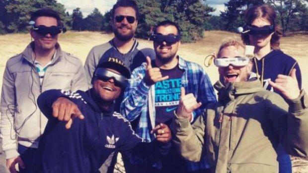 Droombaan: als droneracer reis je de hele wereld over