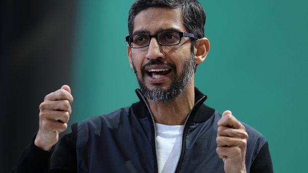 Google-ceo belt met Brussel over dreigende Android-boete