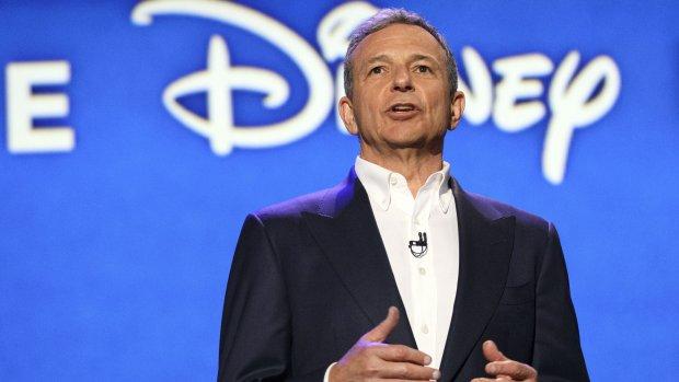 Disney-baas Bob Iger verlaat raad van bestuur Apple