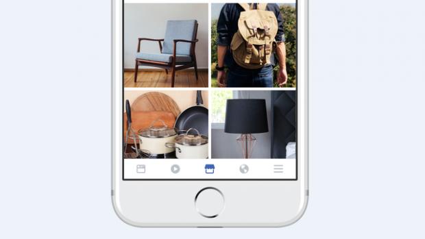 Facebook lanceert Marktplaats-concurrent in Nederland