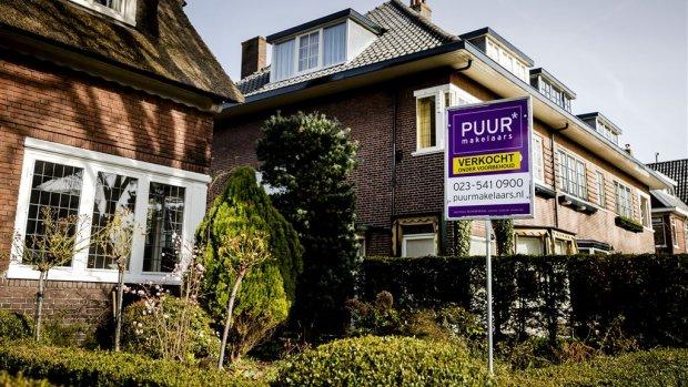 Rabobank: bubbel op de woningmarkt in zicht