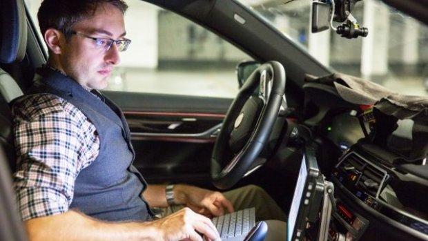 Helft patenten voor zelfrijdende auto's aangevraagd door Duitsers