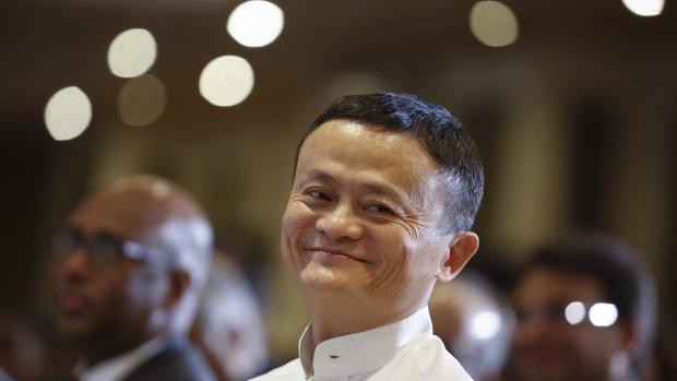 Alibaba's kwartaalomzet ruim helft hoger