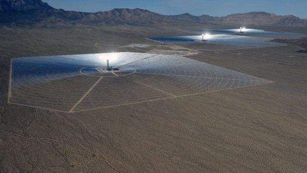 Californië schakelt over op gas om zonsverduistering