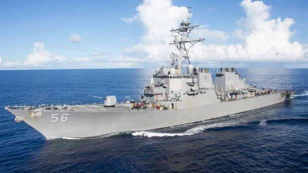 'Chinese hackers stelen gevoelige informatie Amerikaanse marine'