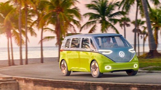 Iconisch busje van Volkswagen krijgt nieuw leven, wordt elektrisch