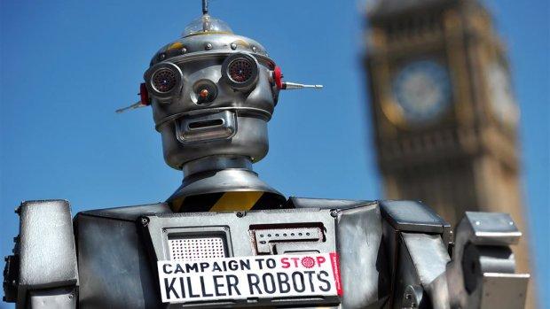 Techexperts vragen VN om verbod op 'killer robots'