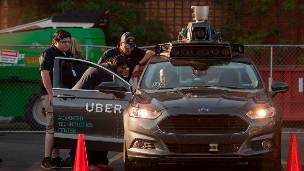 Investeerders pessimistisch over Uber, waarderen hun belang af