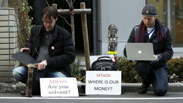 Ceo bitcoinbeurs Mt. Gox niet schuldig aan verduistering