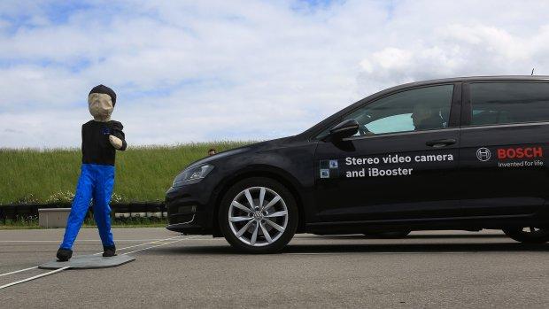 Zelfrijdende auto's: mens boven dier