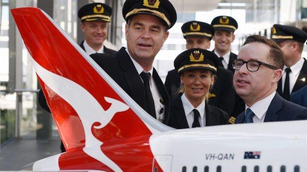 Qantas werkt aan langste vlucht: Sydney naar Londen in 20 uur