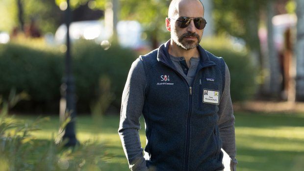 Businesstransfer: 'Uber legt 200 miljoen neer voor nieuwe ceo'