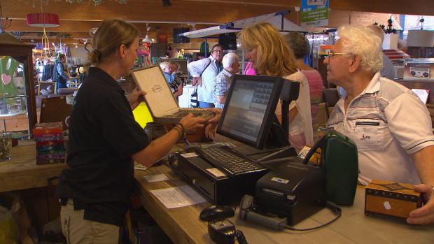 Ook kringloopwinkels profiteren van groeiende economie
