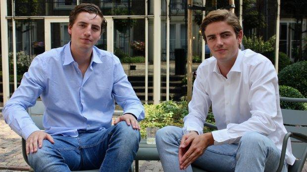 Jonge ondernemers starten groene retourservice voor pakketjes