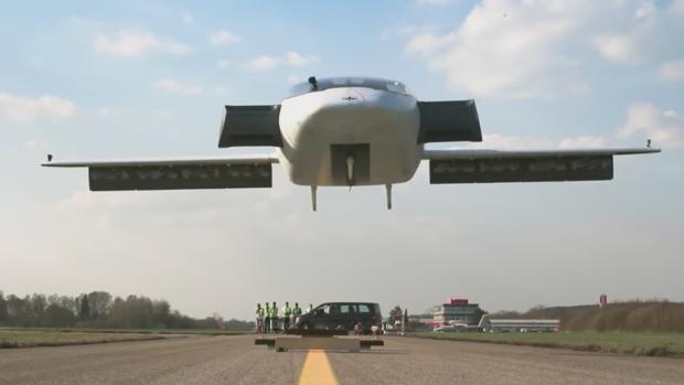Miljoeneninvestering voor nóg een vliegende taxi