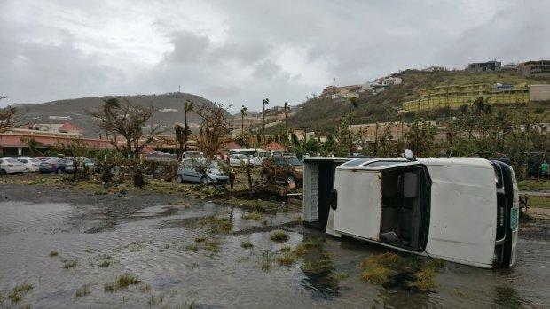 Sint-Maarten heeft een interim-regering