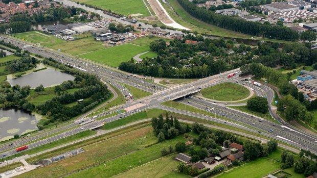 Nederlands nieuwste viaduct: modulair en dus herbruikbaar