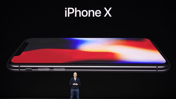 De nieuwe iPhone X is de duurste ooit en unlock je met je gezicht