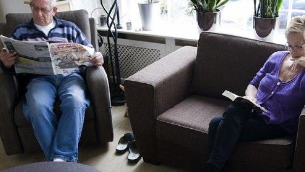 Relaxte babyboomers massaal in hypotheekproblemen