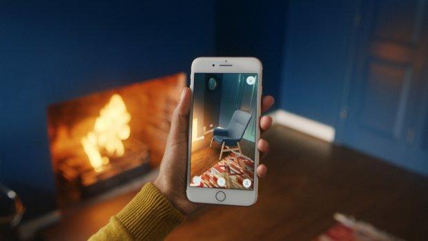 Ikea stort zich op online shoppen met nieuwe app
