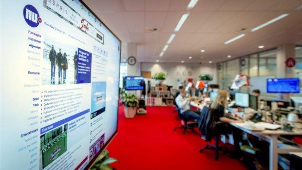 Sanoma over 'interesse' De Mol: Nu.nl staat niet te koop