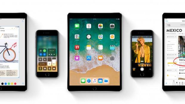 iOS 11 is vandaag te downloaden: dit is er allemaal nieuw