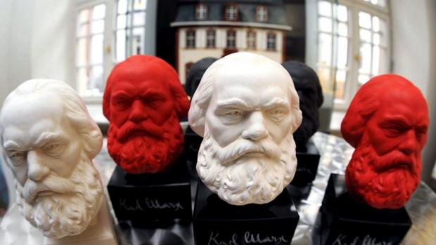 150e verjaardag Das Kapital: bijna onleesbaar, maar veel invloed