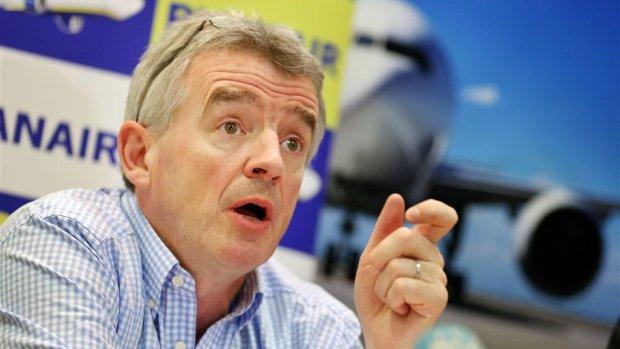 UWV: Ryanair mag piloten en cabinepersoneel niet ontslaan