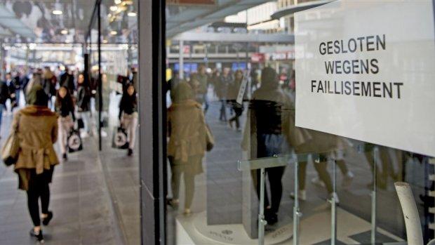 Minder winkelleegstand, maar malaise buiten grote steden blijft