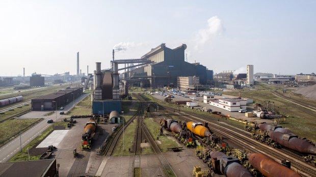Forse reorganisatie bij Tata Steel op komst