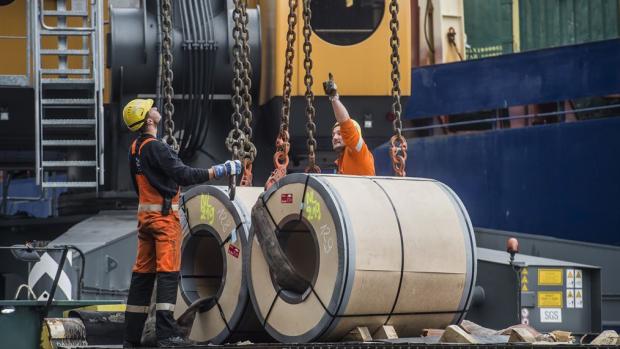'Oud product, maar staal heeft nog alle toekomst'