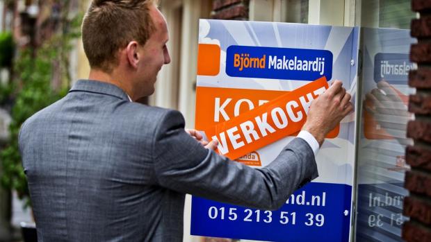 Starters verder buitenspel op de woningmarkt in de Randstad