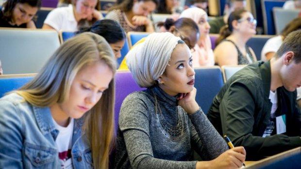 'Studenten gaan er volgend jaar hard op achteruit'