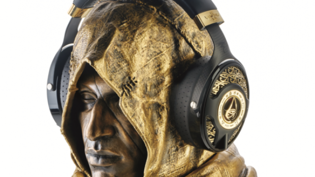 Gouden Assassin's Creed-headset kost 50.000 euro