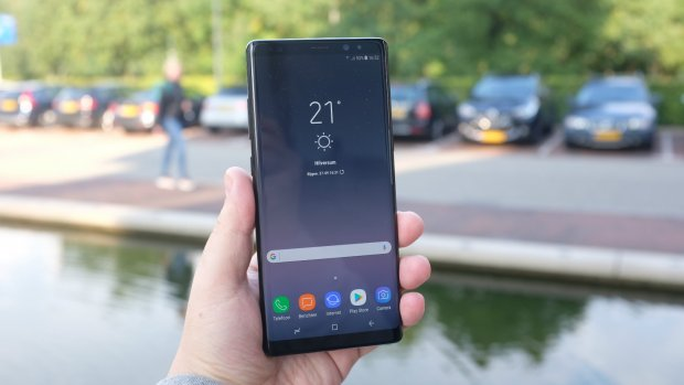 Galaxy Note 8 review: dure smartphone voor stylus-fans