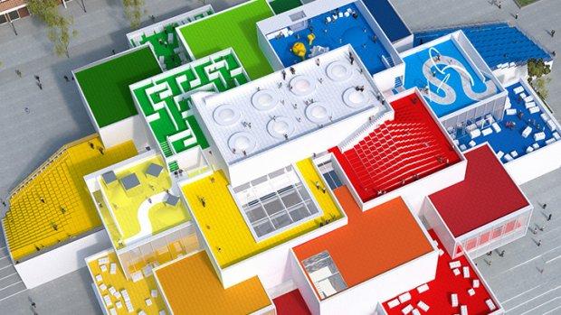 Nieuw Lego-huis in Denemarken