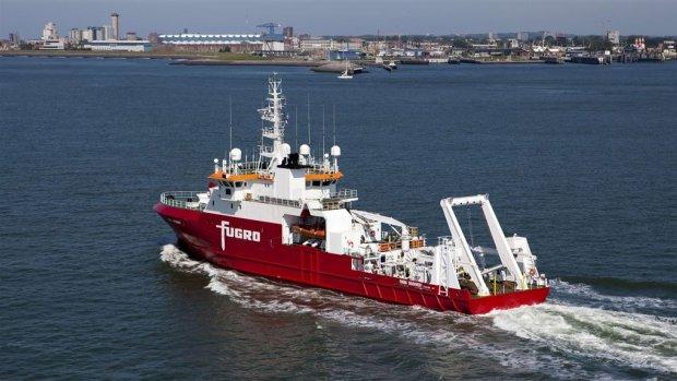 Fugro wil Noorse energieman als opvolger topman Van Riel