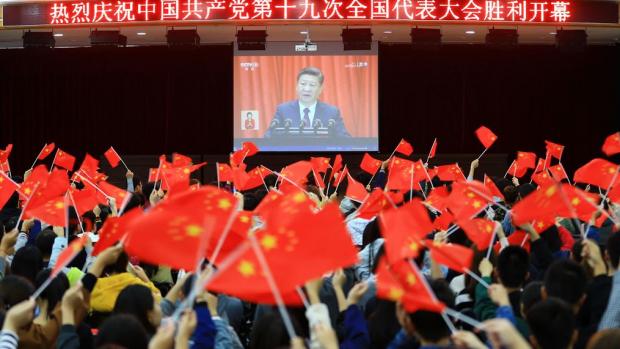 President Xi wil van China in 2050 supermacht maken