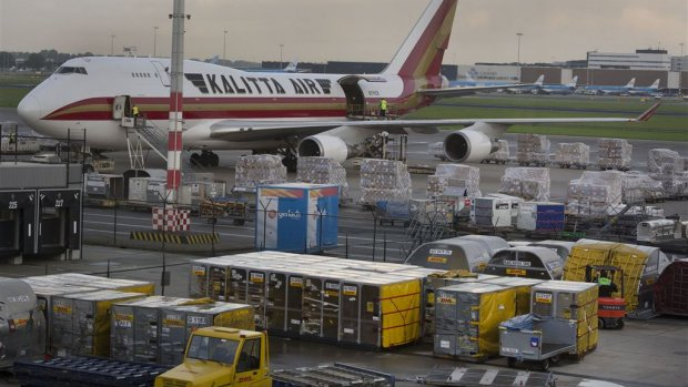 Geen extra vrachtvluchten op Schiphol