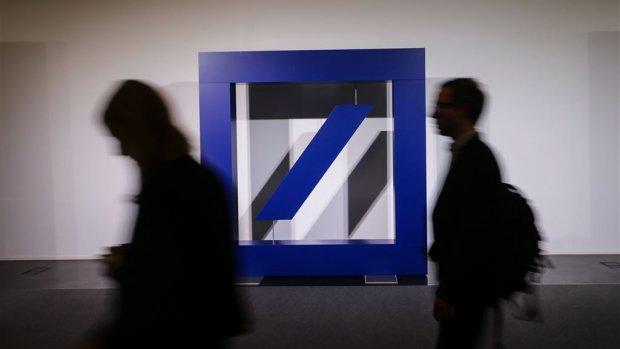 Deutsche Bank schikt voor 186 miljoen euro in Libor-schandaal