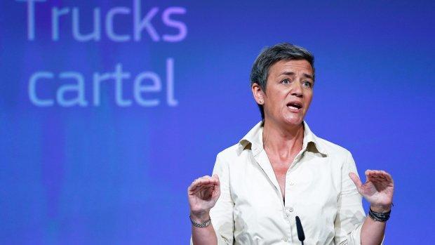 Boetedrift EU levert Nederland bijna 100 miljoen euro op