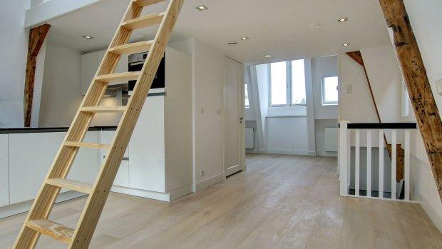 Zo gek is de Amsterdamse woningmarkt: 325.000 euro voor 31m2