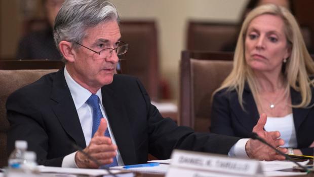 Dit is Jerome Powell, de nieuwe voorzitter van de Fed