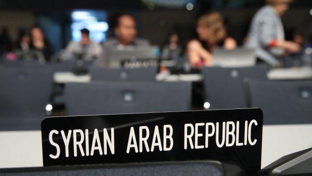 Ook Syrië ondertekent klimaatakkoord, VS is enige spelbreker