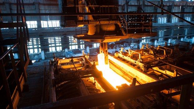 Italiaanse overname door Arcelor op losse schroeven