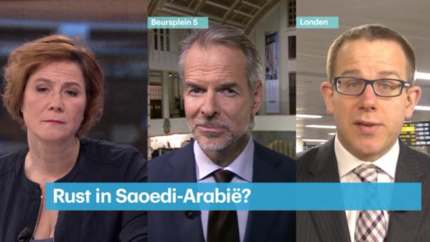 'Grote schoonmaak Saudi-Arabië is risico voor olieprijs'