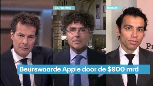 Apple 905 miljard waard: 'Dat is niet eens superduur'