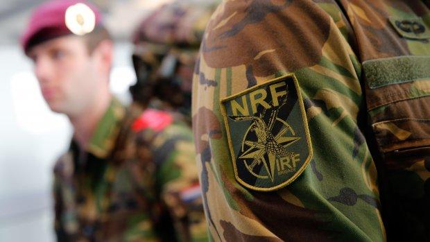 NAVO niet sterk genoeg om lidstaten te beschermen tegen Rusland